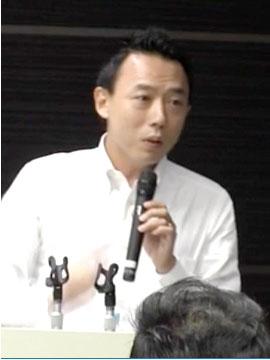 早川周作氏 「社会を変えたい、母親を幸せにしたい