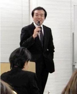 檜木俊秀氏  経営者・リーダーの資質