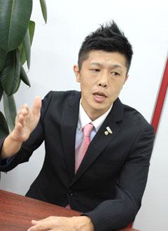 アップライジング 代表 齋藤幸一